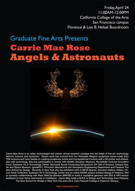 Angels and Astronauts