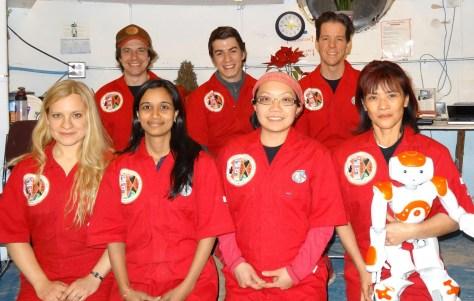 Marscrew134 team