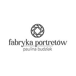 logo Fabryka Portretów Paulina Budziak