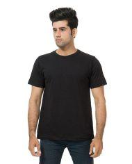 Combo of 1 Grey Mustache Sweat Shirt + 1 Black T-Shirt for Men 2
