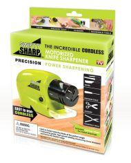 Swifty Sharp Motorized Knife Sharpener4