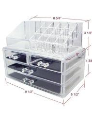 Cosmetic Organizer – Transparent