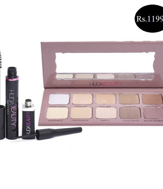 Combo of 3 Huda Beauty Products