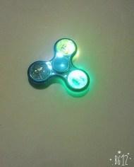 FIDGET SPINNER lighting
