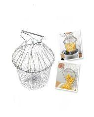 Chef Basket Silver