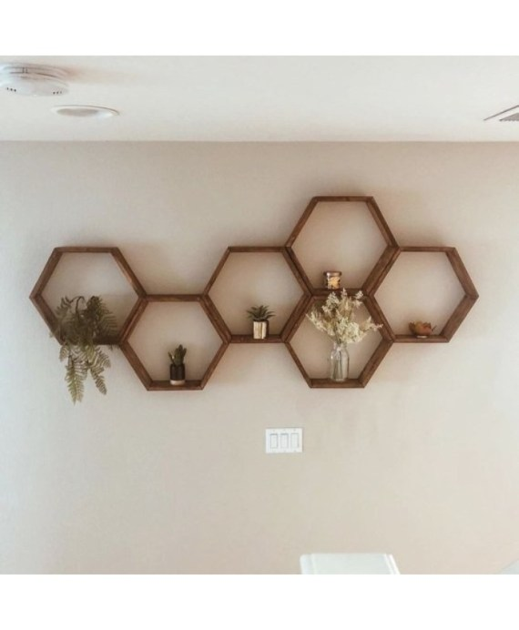 honeycomb wall decor pakistan