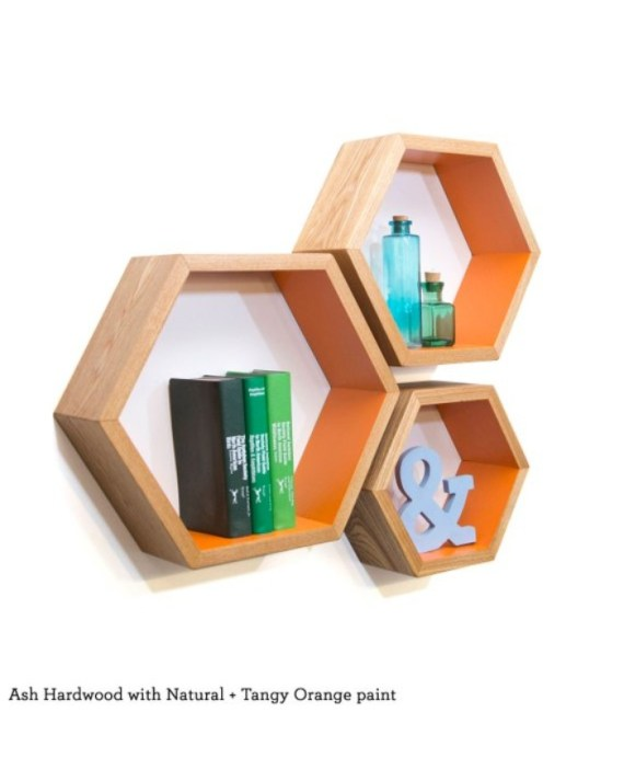 honeycomb wall decor 7