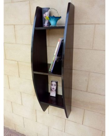 Wall Hanging Book Shelf