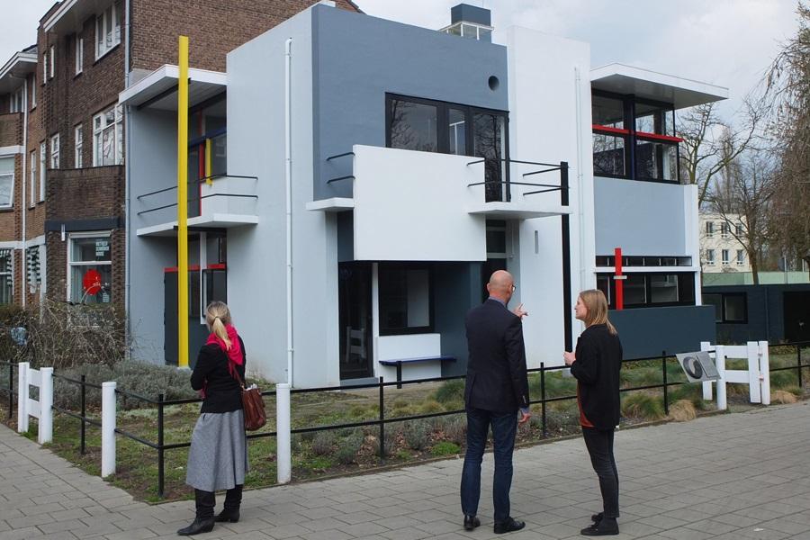 Rietveld Schröder Haus in Utrecht