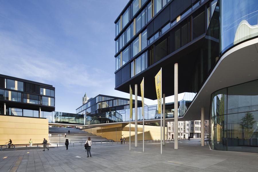 aachen münchener versicherung - kadawittfeld architekten