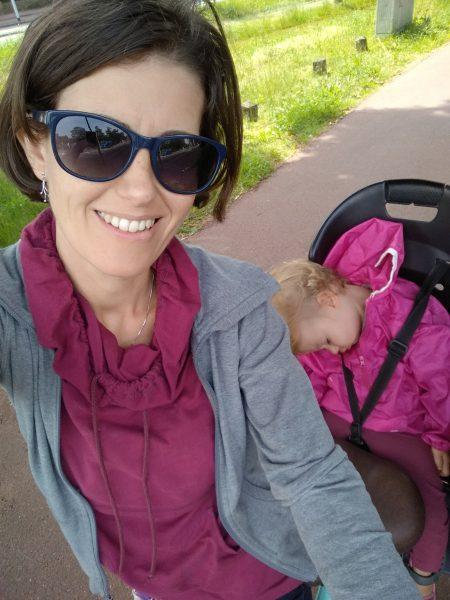 La Haya en bici con niños