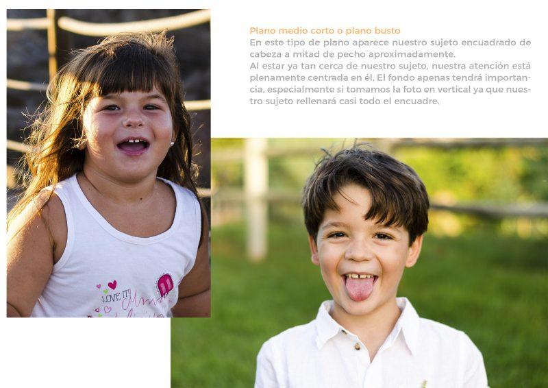 Lección del curso Fotografía esencial para mamás. Marta Ahijado