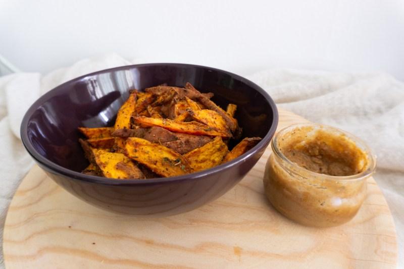 sweet potato fries - marta atram