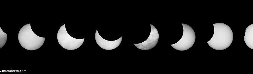 Crónica de un eclipse de Sol anunciado