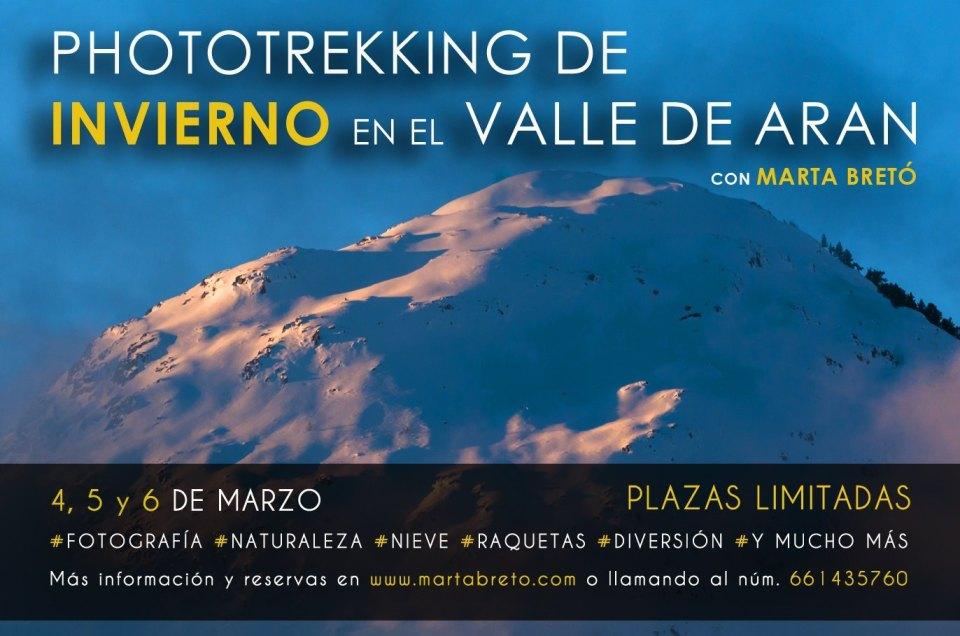 Phototrekking de Invierno en el Valle de Aran