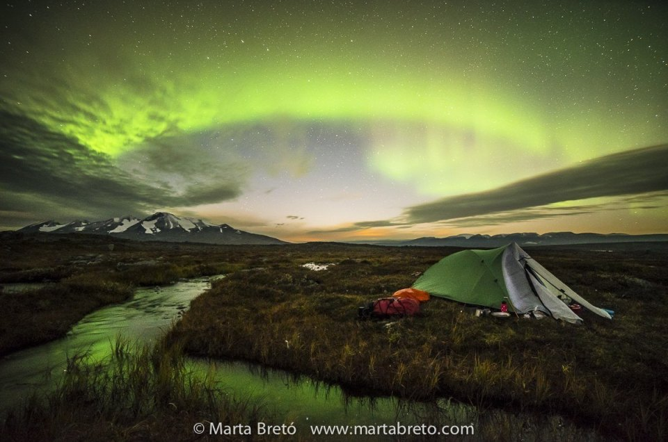 Exposición: Aurora Borealis