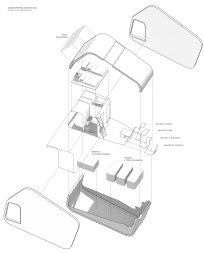 cápsula habitación