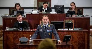 Terror w sali Sejmu Śląskiego