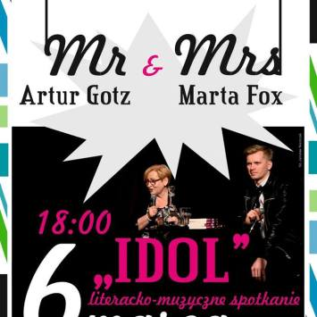 Ełk. Marta Fox i Artur Gotz