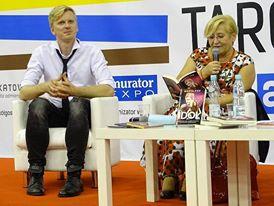 Warszawa-Wilanów. Biblioteka. Marta Fox i Artur Gotz
