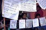 Ayuno y oración de los desplazados de la Colonia Puebla