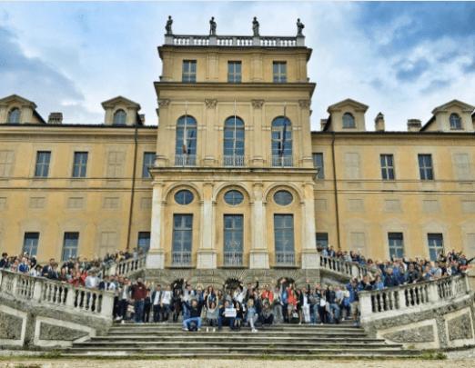 i partecipanti all'instameet a Villa della Regina del 23 Aprile 2016 - foto di @igerstorino