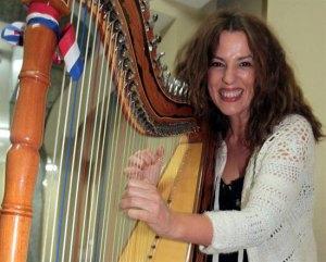 Marta Quintana Festival de Arpa Paraguay