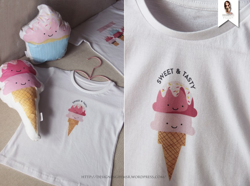 designingbymsr-1icecreams t-shirt-kids 01