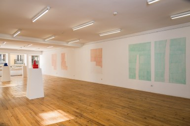 Repetition Exhibition - panoramic 2