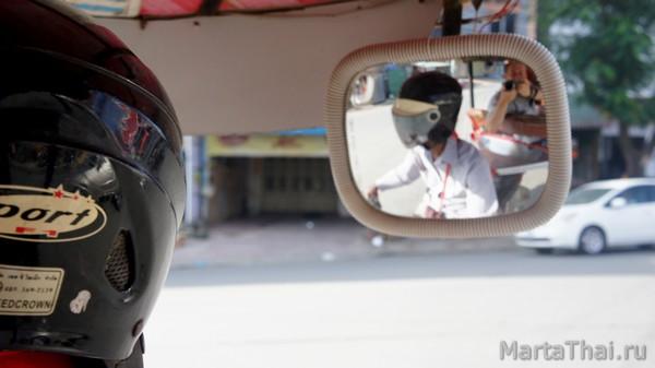 такси в Камбодже