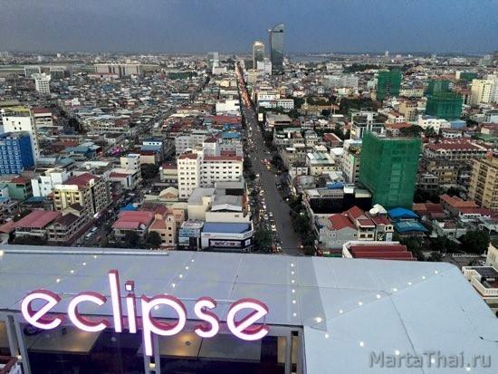 Пномпень Камбоджа видео