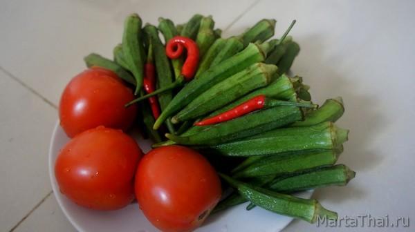 Бамия, или окра: выращивание и семена
