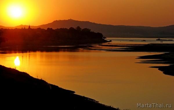 мьянма бирма страна пагод