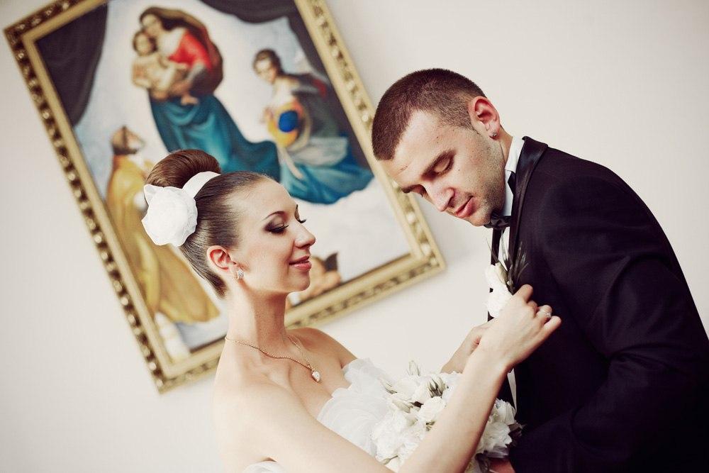 Олексій Самойлов весілля