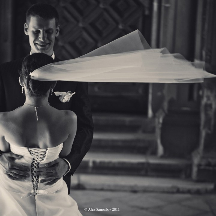 Олексій Самойлов весільний фотограф