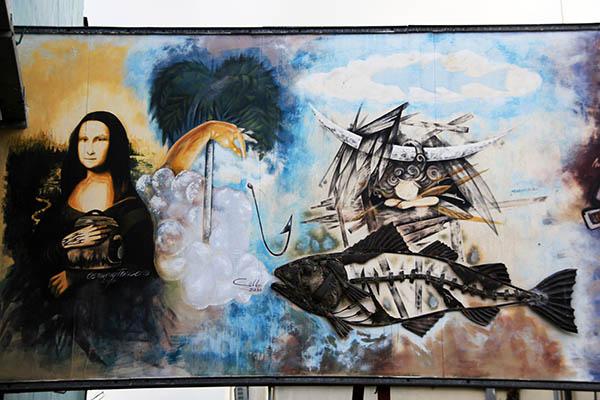 блог Марти Троцюк, графіті Куби13