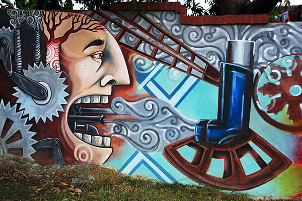 блог Марти Троцюк, графіті Куби7