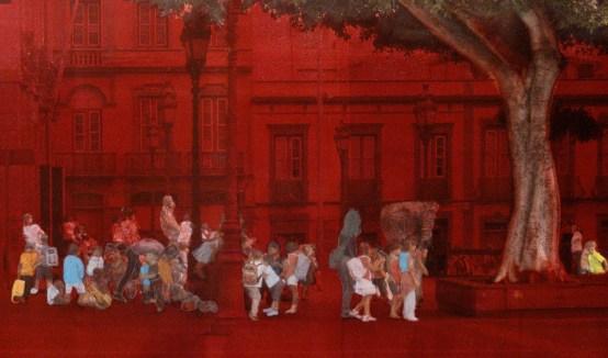 Plaza del Teatro Guimerá