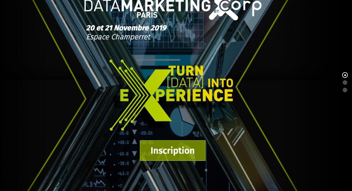 Le Data Marketing Paris se prépare à vous accueillir