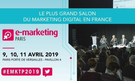 Save the date : salon e-marketing paris 2019
