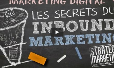 Les secrets du inbound marketing – 4 étapes pour gagner dans un monde digital