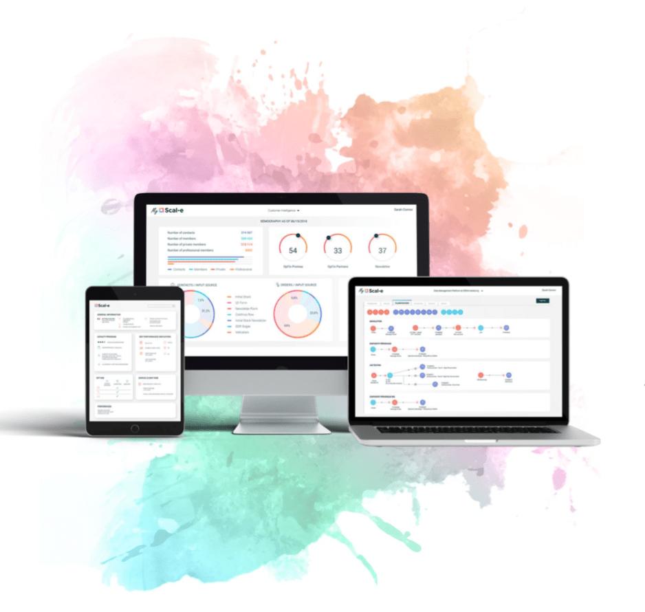 Scal-e : la suite martech qui engage les prospects et les clients