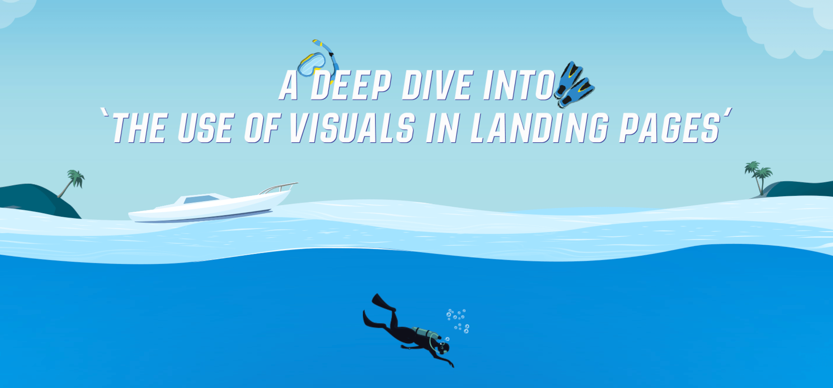 The Key Visual Elements of Landing Page Design