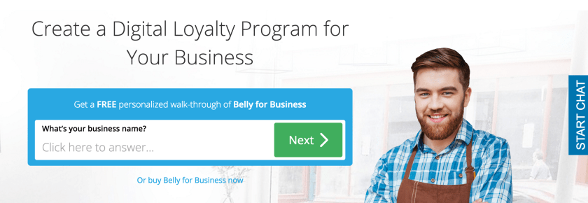 loyalty program for small business