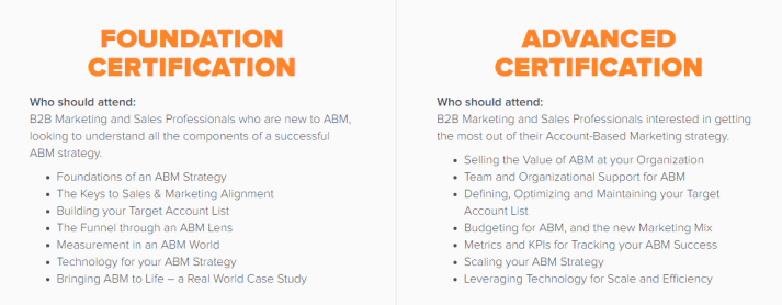 ABM Certification: Foundations