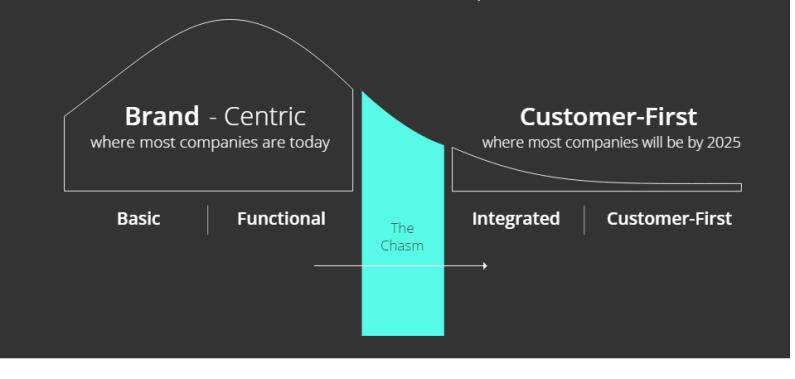 Customer-Centric vs Brand-Centric CXM via Sprinklr