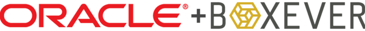 Oracle and Boxever partnership