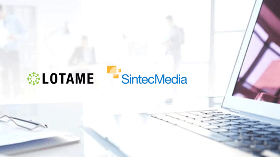 SintecMedia and Lotame Partner to Bring Audience Media to Broadcast TV