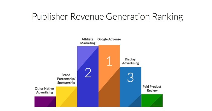 Publisher Revenue Generation