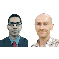 Apu-Kumar and Roger Holenweger